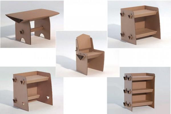 Muebles reciclados ideas para restaurar mobiliario - Hacer muebles de madera ...
