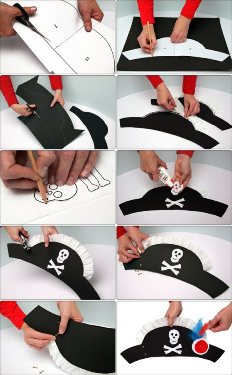 diy-pirate-hat-crafts-kids-halloween-costume-tutorial-paper