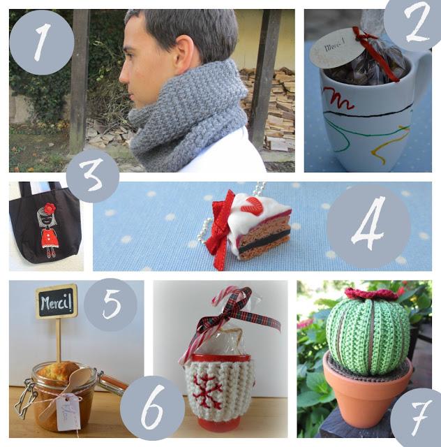 collage regalos de navidad