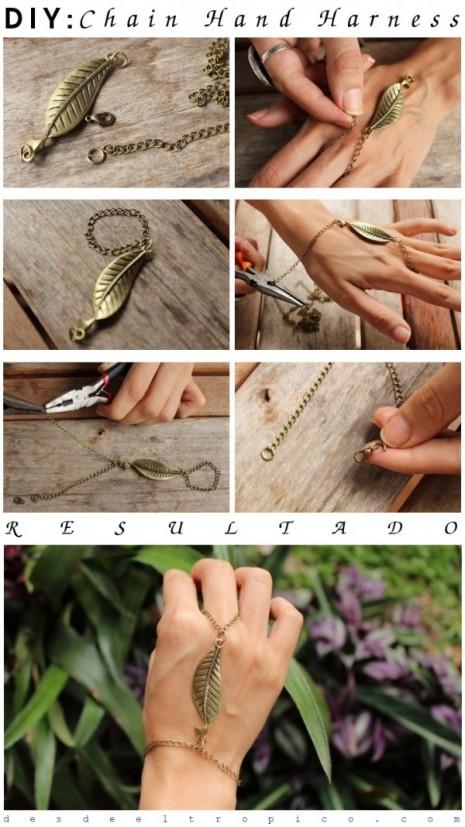 DIY-pulsera-estilo-arnés-con-cadena