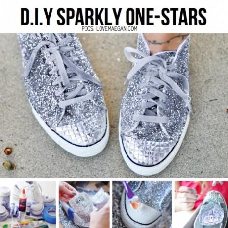 diy-sparkly-onestars