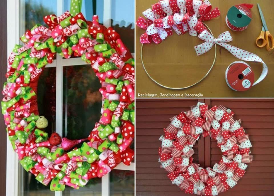 Manualidades para navidad bonitas y originales - Figuras navidenas para decorar ...
