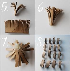 Como-hacer-flores-con-tubos-de-carton-reciclados-3-294x300