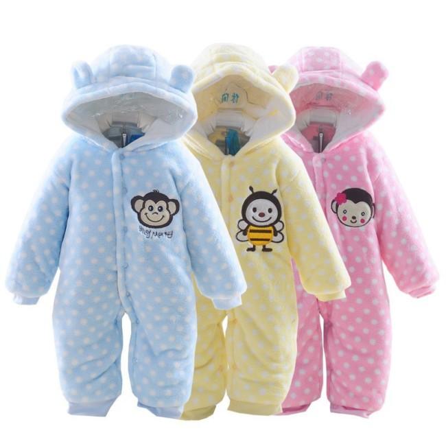 Otoño-invierno-Carters-ropa-ropa-bebé-mamelucos-Polar-bebés-ropa-infantil-de-una-pieza-del-mameluco