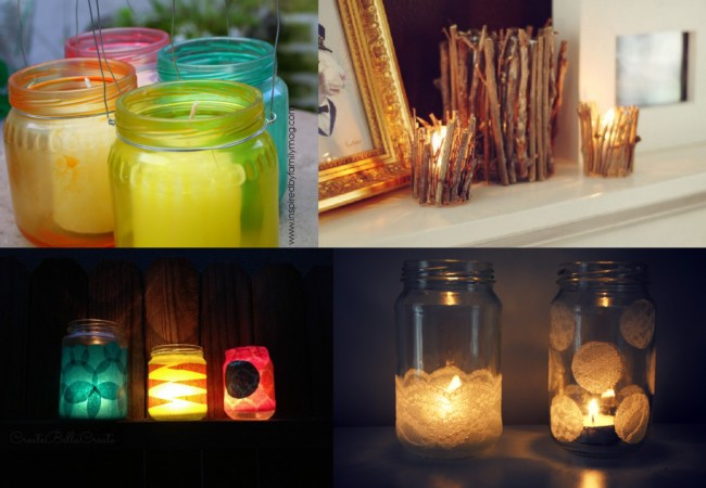 botes+cristal+diy+reciclar+makeupdecor+velas+decor
