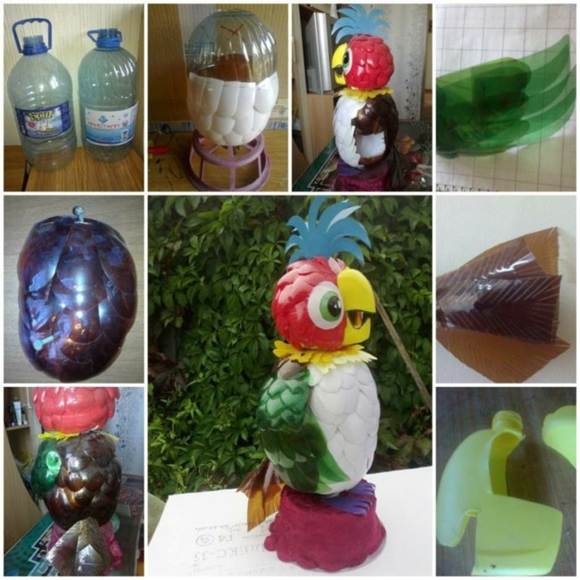 original.-diseño-loro-botellas