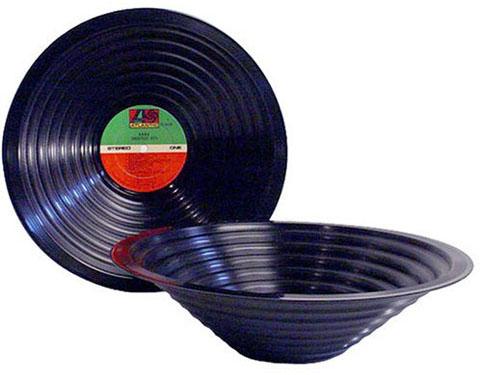 Manualidades y reciclados de discos de vinilo - Discos vinilos decorativos ...