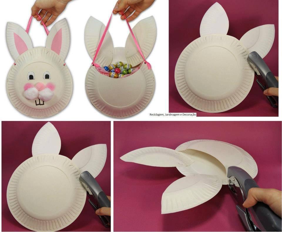 100 Ideas Novedosas Y Tutoriales De Manualidades Para Pascua