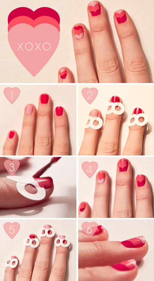 Unas Decoradas Tendencias Novedosas De Nail Art Manualidades Y
