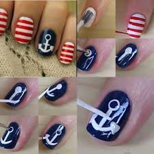 uñas americanas
