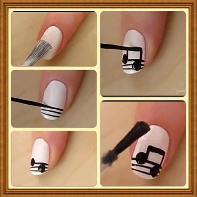 Uñas Decoradas Tendencias Novedosas De Nail Art