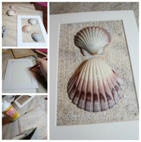Framed-Shell-Art-Tutorial