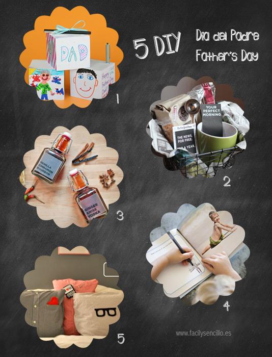 Ideas De Manualidades Para El Día Del Padre Regalos Económicos Y