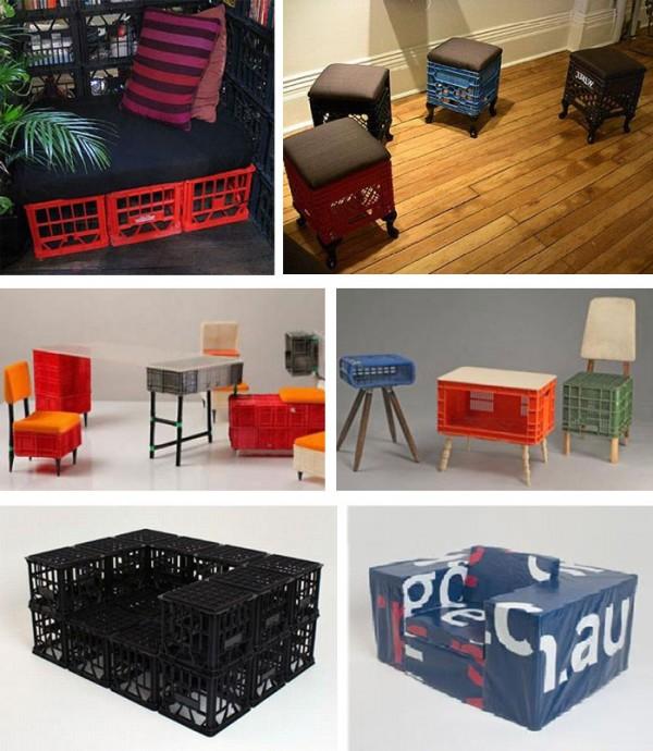 Muebles reciclados ideas para restaurar mobiliario for Muebles reciclados ideas