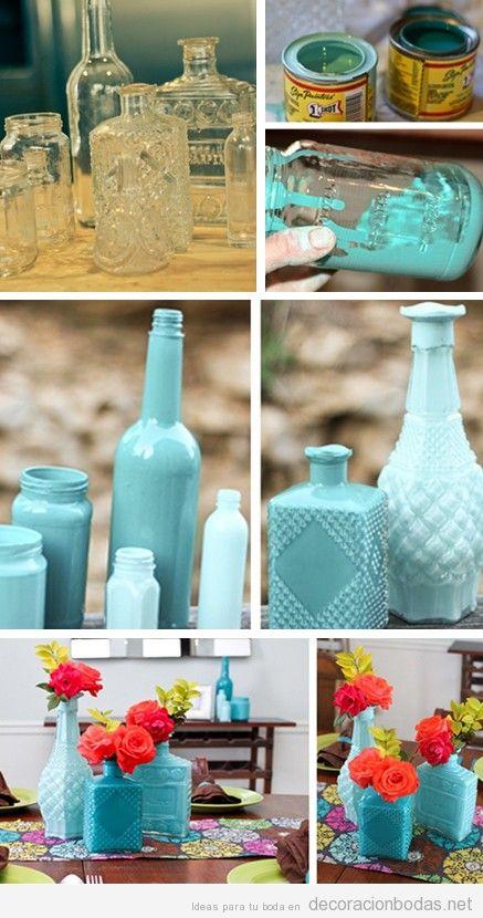 botellas-decoradas-pintadas-centro-mesa-boda-decorar-tutorial-paso-a-paso