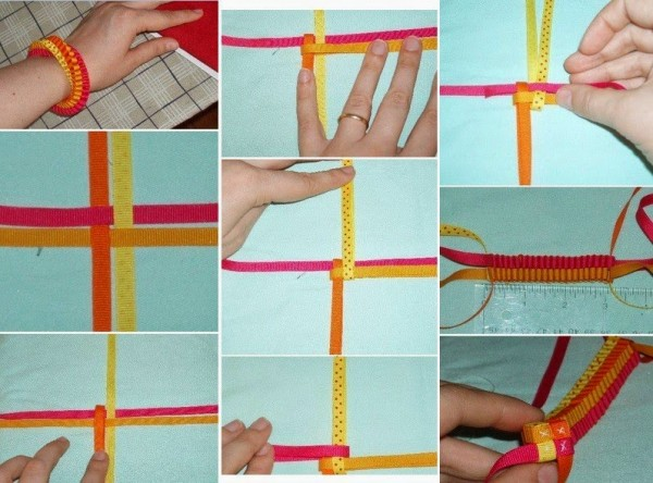 1ac0322917dc Ideas para hacer pulseras  Manualidades económicas