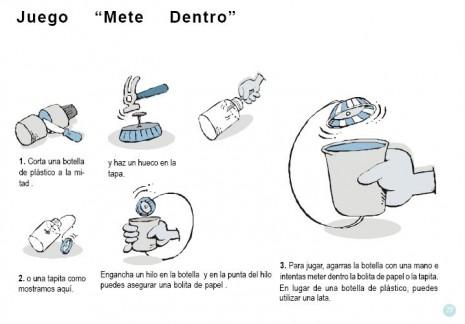 JUEGO METE DENTRO RECICLADO