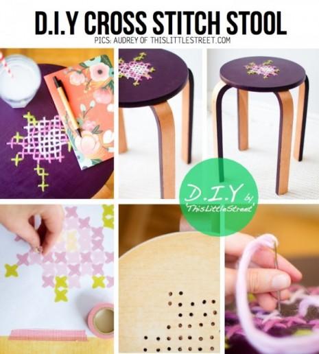 cross-stitch-stool