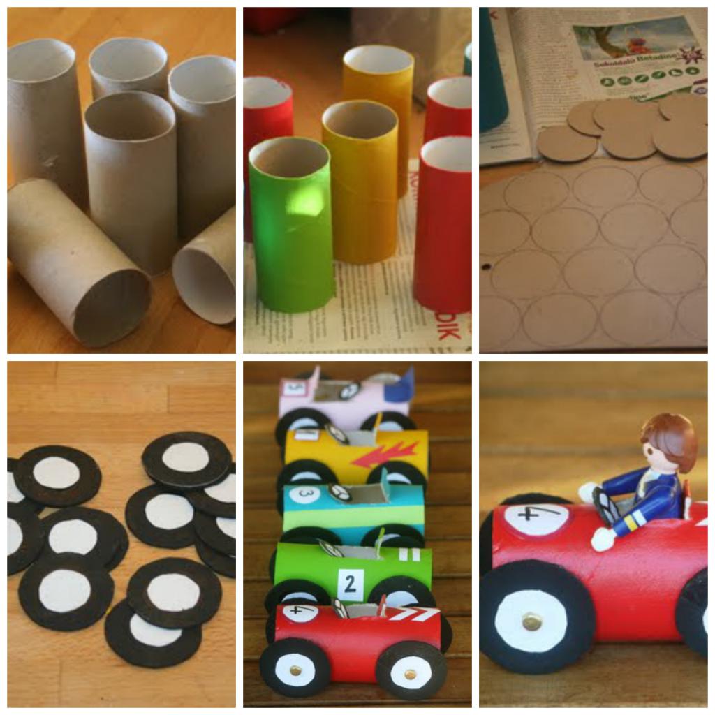 Manualidades Bonitas Con Tubo De Carton Reciclado Ideas Originales