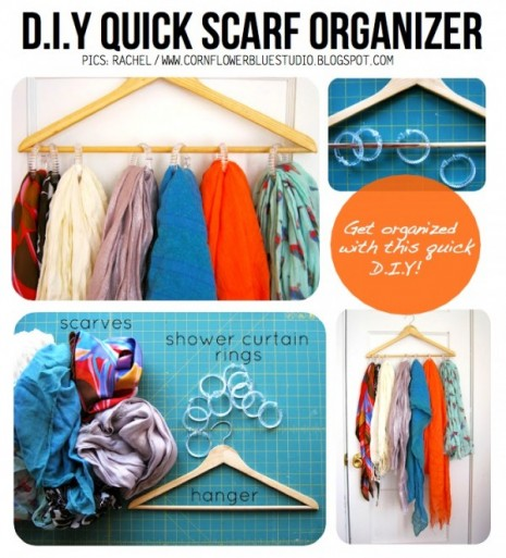 scarf-organizer
