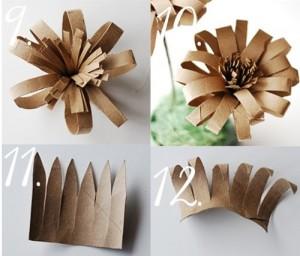 Como-hacer-flores-con-tubos-de-carton-reciclados-4-300x256