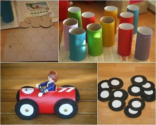 Manualidades Para El Dia Del Nino Con Materiales Reciclados - Manualidades-para-regalar-a-un-nio