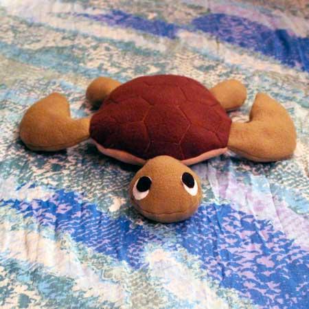 Como-hacer-una-tortuga-de-fieltro-paso-a-paso