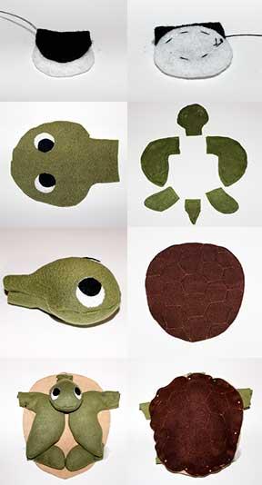 Como-hacer-una-tortuga-de-fieltro-paso-a-paso1