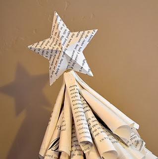 Manualidades navideas fciles con papel reciclado Manualidades y