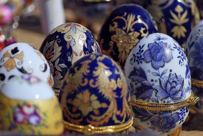 huevos de pascua rusos