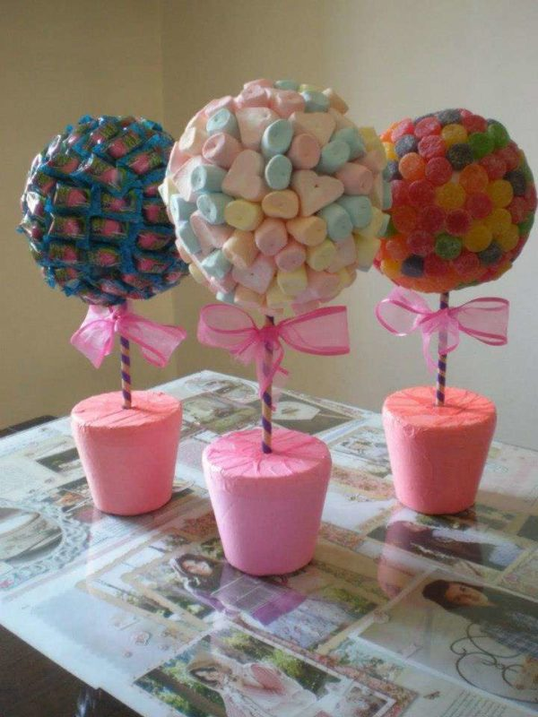 Ideas De Centros De Mesa Para 15 Anos Con Flores Y Velas