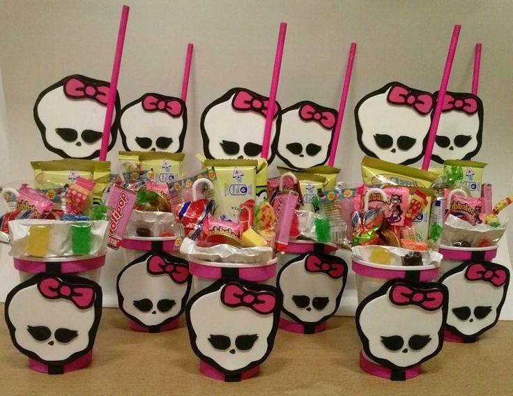 C mo hacer golosineros o dulceros para cumplea os - Ideas originales para cumpleanos adultos ...