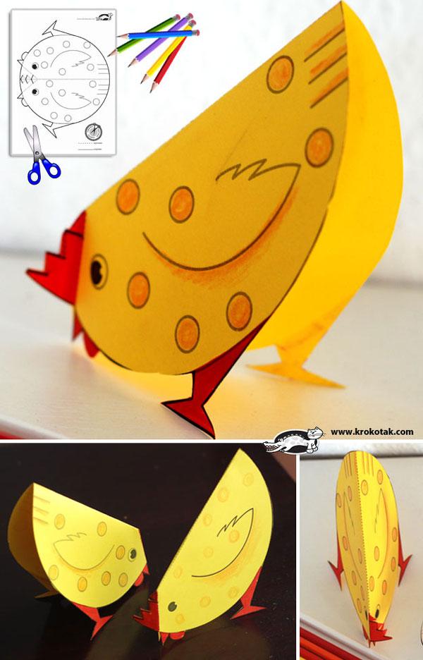 manualidades-de-papel-animales1