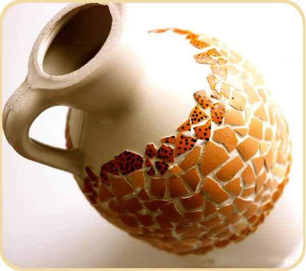 narajarron-mosaico-reciclando-botella-de-plastico-y-cascaras-1