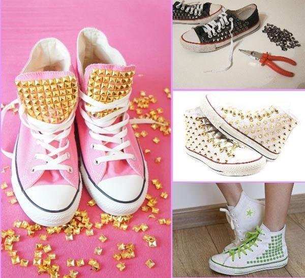 Cómo Renovar Zapatillas Originales Y Reciclar ZapatosIdeas iuXPkZ