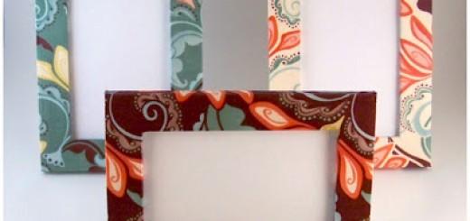 Manualidades con tela encaje retazos reciclados - Reciclar cosas para el hogar ...