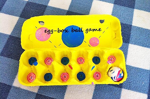 10 Manualidades Para Ninos Con Cajas De Huevos Recicladas