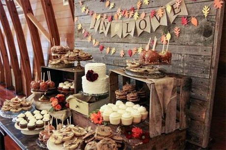 Mesas De Dulces Para Boda Y Fiestas De Cumpleaños